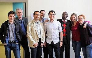 Les organisateurs des Journées doctorales 2015