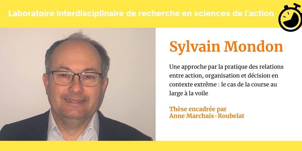 Sylvain Mondon