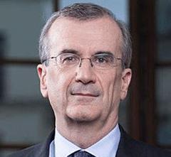François Villeroy de Galhau, gouverneur de la Banque de France