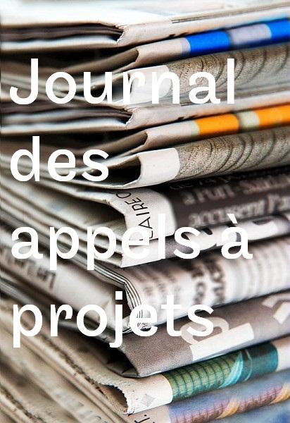 Journal des appels à projets