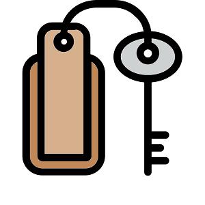 Key - Copyright The Noun Project by Vectors Market