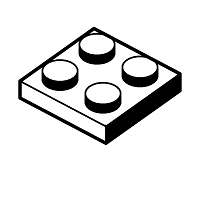 Lego brick - Copyright The Noun project By Lluisa Iborra, ES  (20)