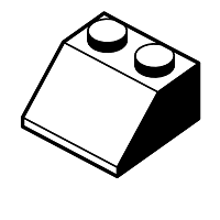 Lego brick - Copyright The Noun project By Lluisa Iborra, ES