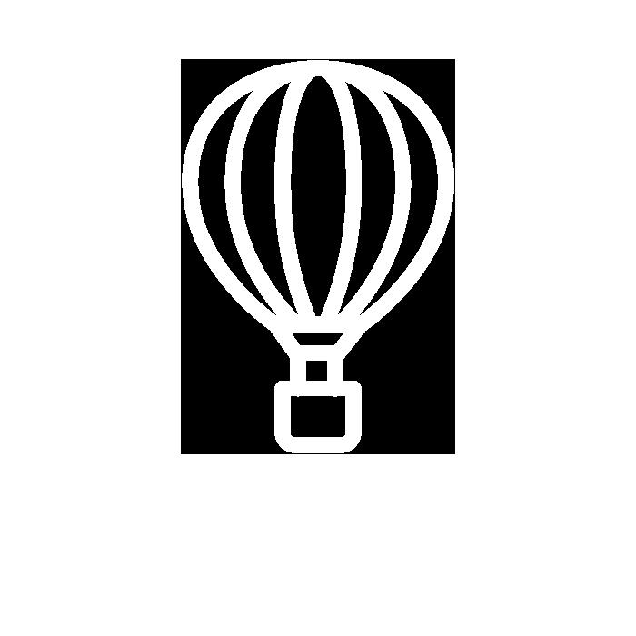 Hot-air balloon _ copyright TheNounProject
